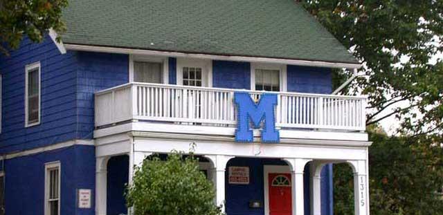 Ann Arbor house
